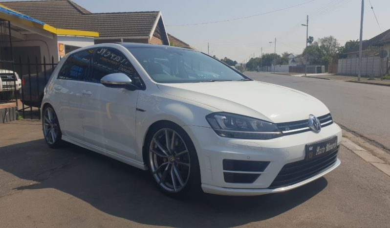 2016 white golf 7R with 69000km full