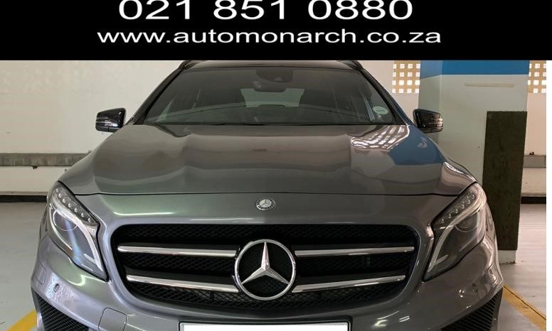 2015 Mercedes-Benz GLA220CDI 4Matic full