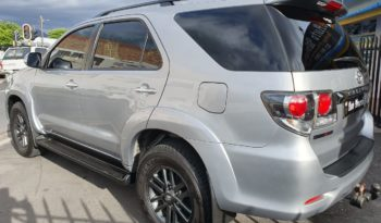 2015 TOYOTA FORTUNER 3.0 D4D 4×2 AUTO EPIC PACK full